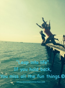 Leap into life